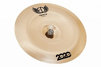 "ED2020CH19BR 2020 Brilliant China Тарелка 19"", ED Cymbals"
